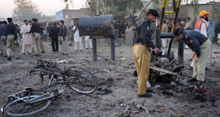 PAKISTAN-UNREST-BLAST