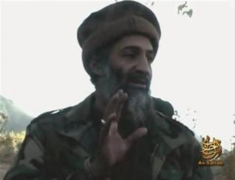 osama bin laden 9 11. Osama bin Laden has warned